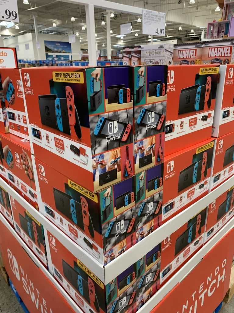 Costco Nintendo Switch Bundle W Family Membership Costco Fan At the moment you may be tempted to pay a premium. costco nintendo switch bundle w family